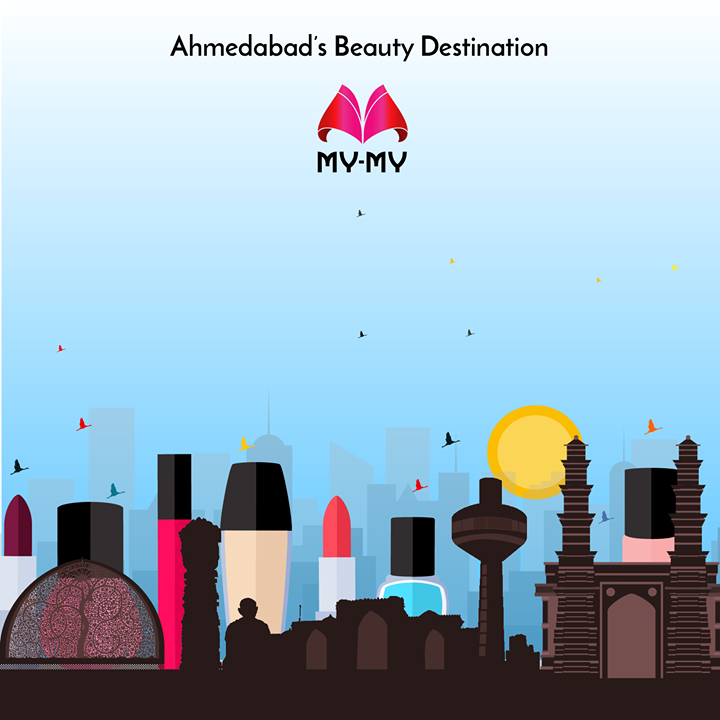Make My-My your go-to beauty destination. From Elizabeth Arden to Loreal to Revlon to Sally Hansen and much more, find all your beauty needs under one roof!    Our friendly and knowledgeable staff can help you pick the best cosmetics to suit your skin and help fulfil your beauty needs.   Visit your nearest My-My shop located at C.G. Road and S.G. Highway.  #MyMyAhemdabad #BeautyDestination