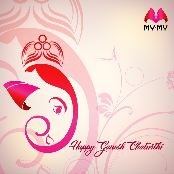 Let the festivities begin!  Happy Ganesh Chaturthi!  ~Warm wishes from the My-My team.  #MyMyAhmedabad #GaneshChaturthi
