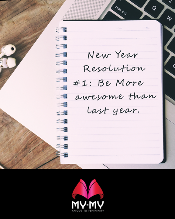 How many of you have this Resolution!  #NewYearResolutions #ByeBye2017 #NewYear2018 #NewYear #MyMyAhmedabad #FemalelFashion
