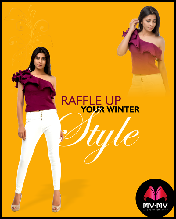 Rock your next party with party-ready outfits from My-My!  #Style #CurrentTrend #NewTrend #MyMyAhmedabad #FemalelFashion #Fashion