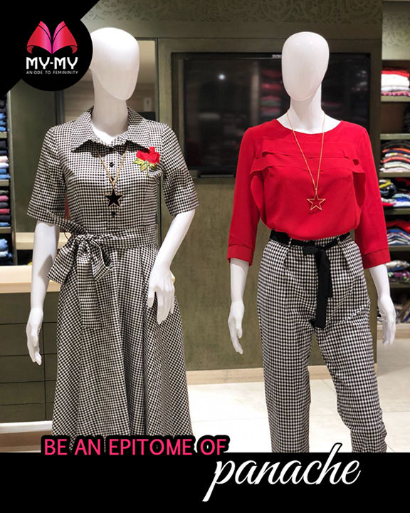 Let your outfit do the talking with elegance  #Style #CurrentTrend #NewTrend #MyMyAhmedabad #FemalelFashion #Fashion