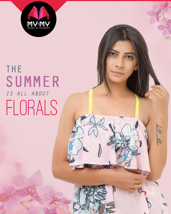 If you are planning to add a romantic piece in your closet, here is the one.  #Style #CurrentTrend #NewTrend #MyMyAhmedabad #FemalelFashion #Fashion