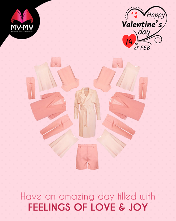 My-My,  HappyValentineDay, 14thFeburary, ValentinesDay, CurrentTrend, NewTrend, MyMyAhmedabad, FemalelFashion, Fashion