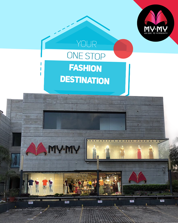 :: Top Fashionista Destination at Ahmedabad ::  #Style #CurrentTrend #NewTrend #MyMyAhmedabad #FemalelFashion #Fashion
