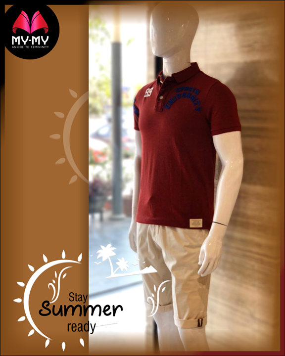 Get your wardrobe ready for Summers!  #Summer #Style #CurrentTrend #NewTrend #MyMyAhmedabad #FemalelFashion #Fashion