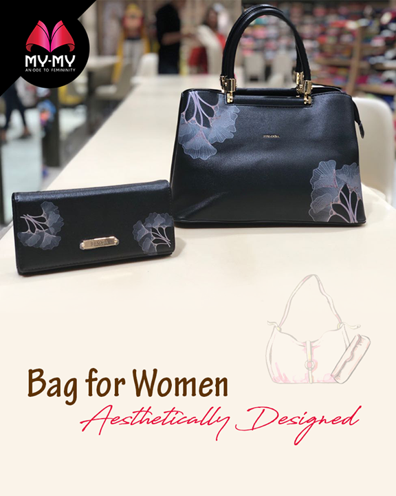 Whether it's a house party or a casual get together, put on this bag and you'll stand out from the crowd.   #Style #CurrentTrend #NewTrend #MyMyAhmedabad #FemalelFashion #Fashion