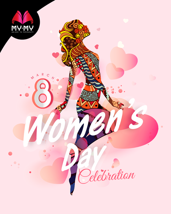 My-My,  HappyWomensDay, March8, WomensDay, InternationalWomensDay, MyMyAhmedabad, FemalelFashion, Fashion