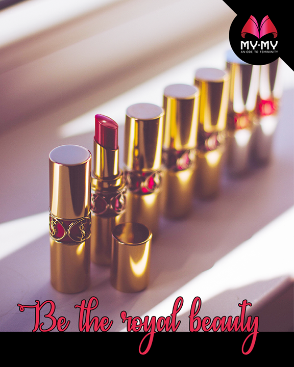 Find your royal beauty accessories at My-My.  #BeautyAccessories #Style #CurrentTrend #NewTrend #MyMyAhmedabad #FemalelFashion #Fashion