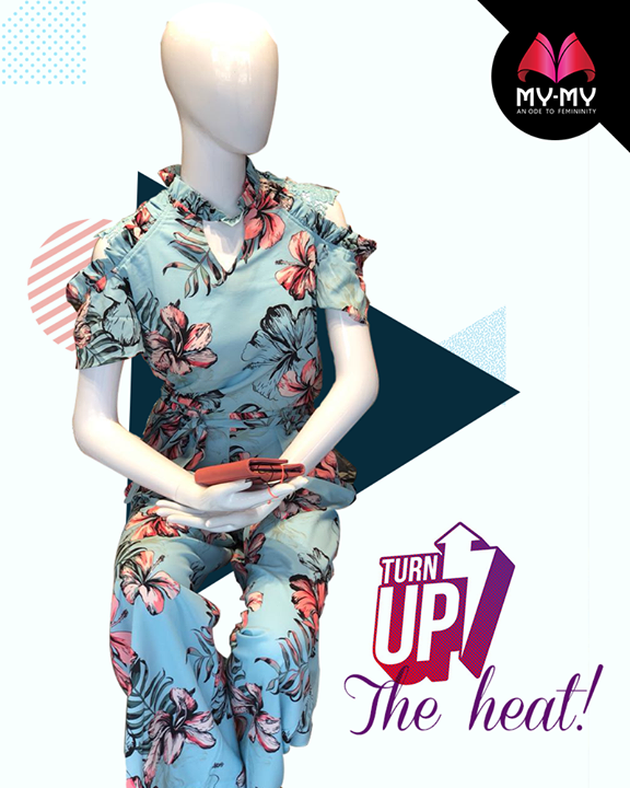 Get the best of fashion clothing for summers!  #Summers #WomenFashion #Style #CurrentTrend #NewTrend #MyMyAhmedabad #Fashion
