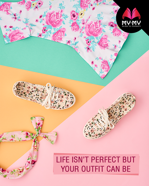 My-My , a perfect shopping destination for your perfect outfits!  #WomenFashion #Style #CurrentTrend #NewTrend #MyMyAhmedabad #Fashion