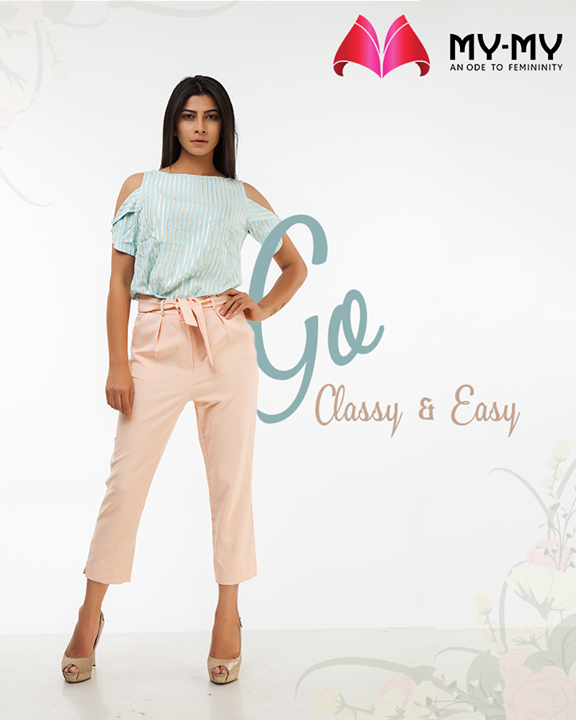 Summer collection that keeps the temperature cool & looks hot ;)  #SummerFashion #MyMy #MyMyAhmedabad #Fashion #Ahmedabad