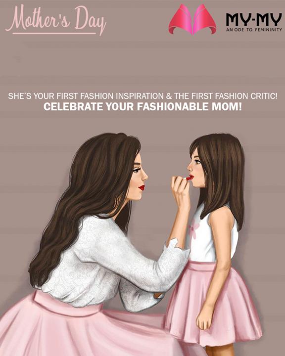 My-My,  HappyMothersDay, MothersDay, MothersDay18, MyMy, MyMyAhmedabad, Fashion, Ahmedabad