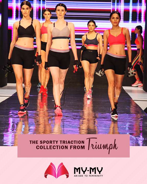 Which from these latest Triaction collection would you love to sport?   #SummerWardrobe #MyMy #MyMyAhmedabad #Fashion #Ahmedabad