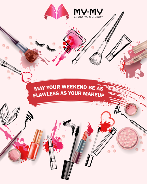 Rock your #Weekend with gorgeousness!   #MyMy #MyMyAhmedabad #Fashion #Ahmedabad #SummerColors #Cosmetics