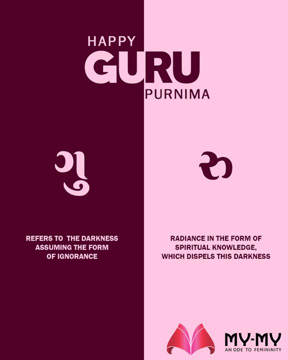 Celebrate Guru Purnima with grandeur & gratitude!  #GuruPurnima #GuruPurnima2018 #GuruIsABlessing #MyMy #MyMyAhmedabad #Fashion #Ahmedabad #FemaleFashion