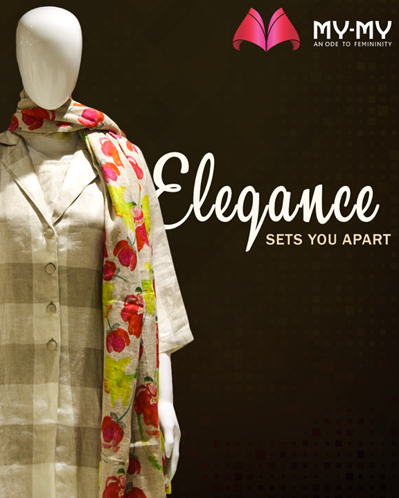 Ensembles that ooze out elegance!     #MyMyAhmedabad #Fashion #Ahmedabad