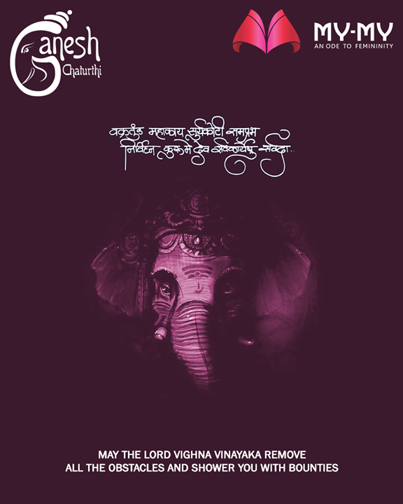 Warm greetings to everyone on the auspicious occasion of Ganesh Chaturthi!  #GaneshChaturthi #GanpatiBappaMorya #Ganeshotsav #HappyGaneshChaturthi #GaneshChaturthi2018 #MyMyAhmedabad #Fashion #Ahmedabad