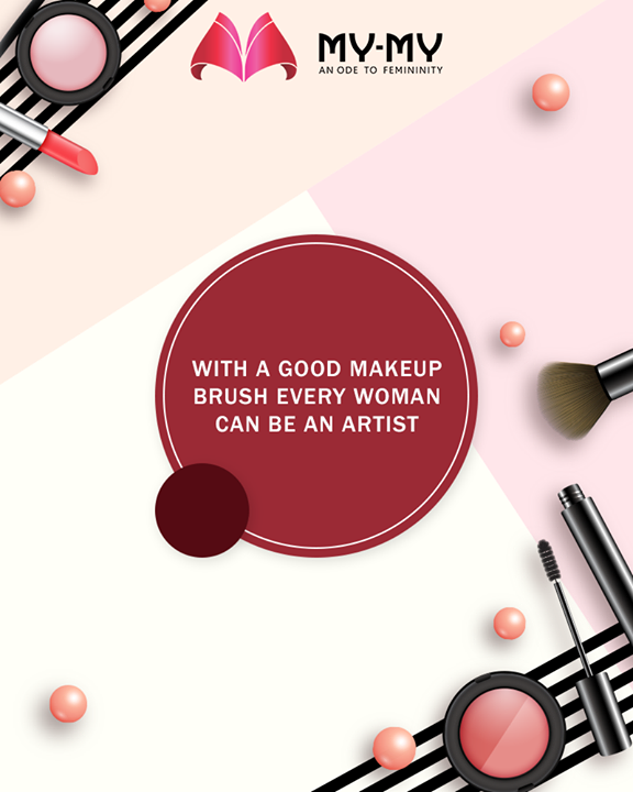 Tag a friend who loves makeup!   #MyMyAhmedabad #MakeUp #BeFashionable #Fashion #Ahmedabad