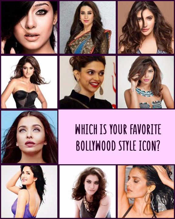Who from the current Bollywood brigade is your style icon?  #MyMy #FashionTrends #MyMyAhmedabad #Fashion #Ahmedabad