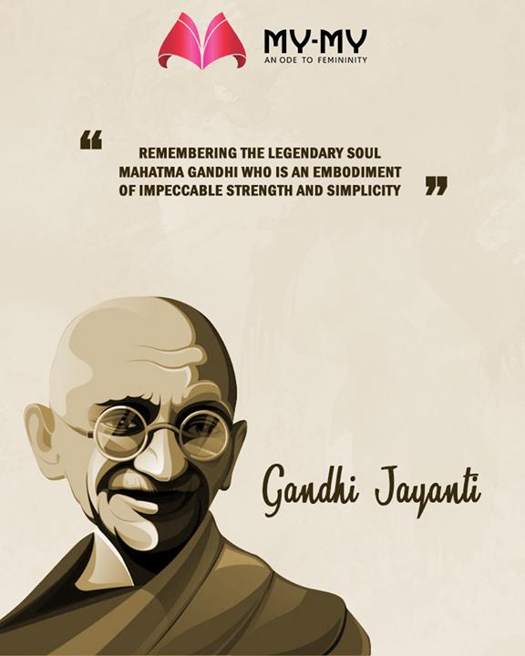 My-My,  GandhiJayanti, 2ndOct, MahatmaGandhi, MyMy, FashionTrends, MyMyAhmedabad, Fashion, Ahmedabad