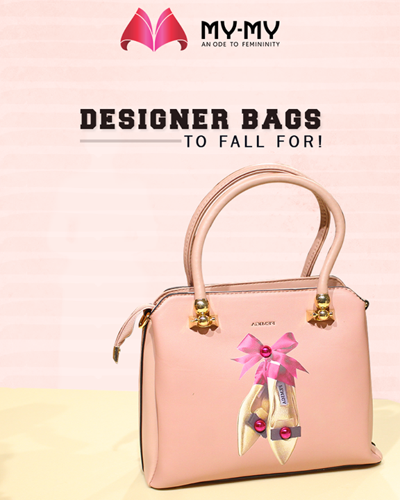 If you're looking for a trendy designer handbag that you can carry every-day in style, then look no further and gear-up to pay a visit at My-My.  #MYMYStore #BagsToFallFor #EverydayEssentials #Fashion #DesignerBags #Shopping #FashionStore #Gujarat #India