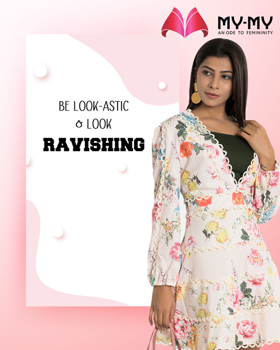Hey fashionista, awaken the shopaholic inside and top up your wardrobe with some beautiful outfits from My-My  #AssortedEnsembles #AestheticPerfection #ChicAndBold #LookStellar #FascinatingFashionDestination #FemaleFashion #Ahmedabad #EthnicWear #BeautifulDresses #Sparkle #Gujarat #India