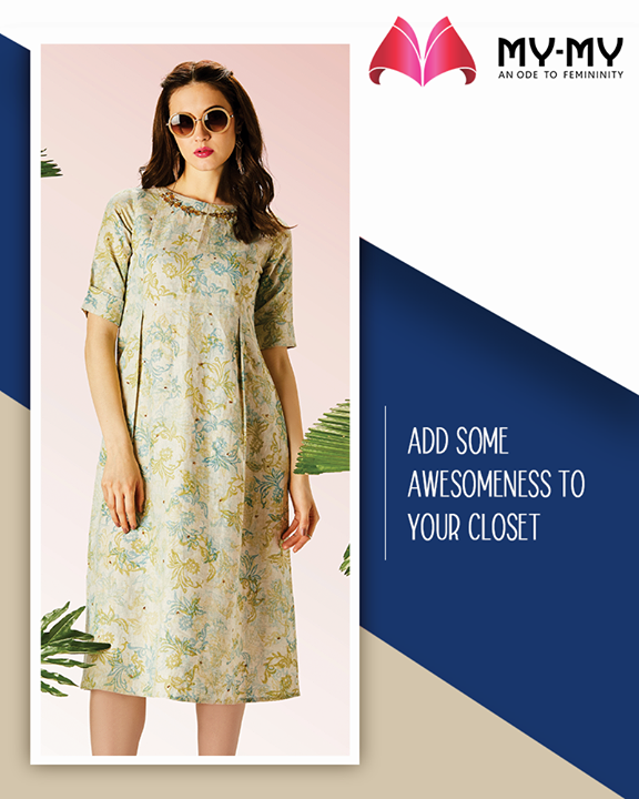 Stop to be summer-ready and add some awesomeness to your closet with My-My.  #EtheralLook #FallForFashion #MyMy #MyMyCollection #ExculsiveEnsembles #ExclusiveCollection #Ahmedabad #Gujarat #India