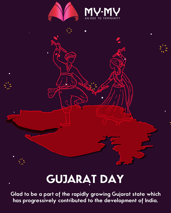Glad to be a part of the rapidly growing Gujarat state which has progressively contributed to the development of India  #GujaratDay #GujaratFoundationDay #MYMY #Gujarat #India #Ahmedabad