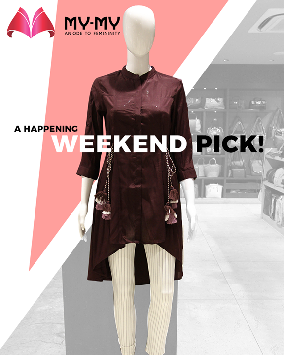 Defend the scorching heat in style with this summer edit!   #WeekendOutfits #CasualMoods #CasualLook #FashionNeeds #MyMy #MyMyCollection #ExculsiveEnsembles #ExclusiveCollection #Ahmedabad #Gujarat #India
