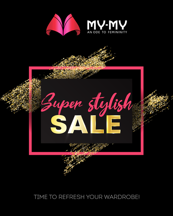 Helllooowwww People!   The Super Stylish Sale is live now, it's time to add thrill and freshness to your wardrobe with our funky & quirky designs!  #SuperStylishSale #Sale #SpecialOffer #MyMy #MyMyCollection #ExculsiveEnsembles #ExclusiveCollection #Ahmedabad #Gujarat #India