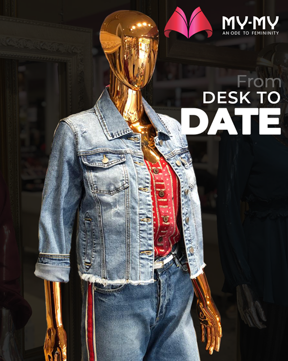 Sorted a desk to date look for you!   #AssortedEnsembles #AestheticPerfection #ImpeccableOutfits #LookStellar #FascinatingFashionDestination #FemaleFashion #Ahmedabad #EthnicWear #Sparkle #Gujarat #India