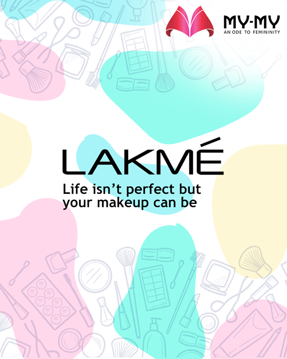 Life isn't perfect but your makeup can be. Get a flawless makeover & stand a chance to win luring gifts on your peppy purchases!  #SoftAppearances #EtherealLook #DroolworthyDesign #TrendingOutfits #AssortedEnsembles #FemaleFashion #Ahmedabad #MYMY #Gujarat #India
