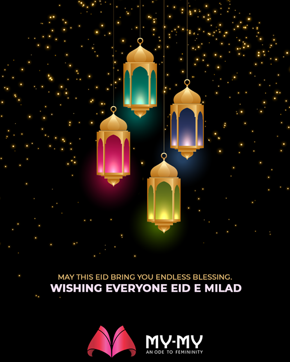 May this Eid bring you endless blessing. Wishing everyone Eid e Milad  #EideMilad #EidMubarak #MYMY #FemaleFashion #Ahmedabad #Gujarat #India