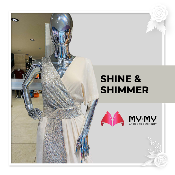 Hello Party Girls!  Be the talk-of-the-town at the #NewYear Party by donning this shiny & shimmering party edit!  #MyMy #MyMyCollection #femalefashion #womensstyle #studentfashion #womensfashionwear #urbanfashion #fashionmotivation #womenclothingstore #womensfashionrange #womensurbanfashion #fashion #mensclothingstore #mensclothingbrand #mensclothingline #mensfashionstyle #mensfashionwear #mensstreetwear #malefashiontrend #mensurbanfashion #mensfashionrange #mensstreetwearstyle #vogue #clothes #ExculsiveEnsembles #ExclusiveCollection #Ahmedabad #Gujarat #India