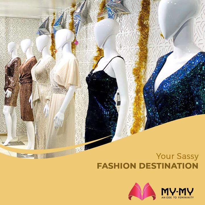 Satisfy your fashionable cravings at My My!  #MyMy #MyMyCollection #femalefashion #womensstyle #studentfashion #womensfashionwear #urbanfashion #fashionmotivation #womenclothingstore #womensfashionrange #womensurbanfashion #fashion #vogue #clothes #ExculsiveEnsembles #ExclusiveCollection #Ahmedabad #Gujarat #India