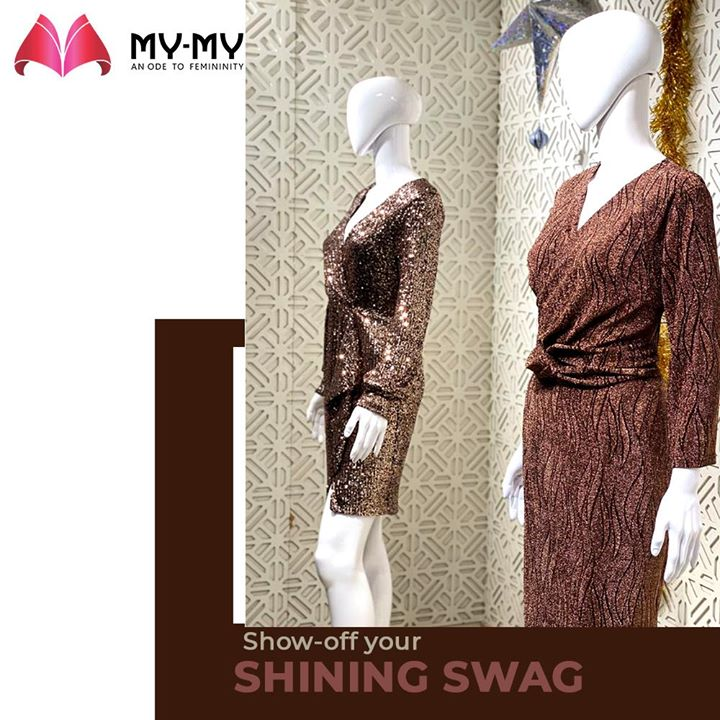 Show-off your shining swag by adorning our #PartyEdits !  #MyMy #MyMyCollection #femalefashion #womensstyle #studentfashion #womensfashionwear #urbanfashion #fashionmotivation #womenclothingstore #womensfashionrange #womensurbanfashion #fashion #vogue #clothes #ExculsiveEnsembles #ExclusiveCollection #Ahmedabad #Gujarat #India