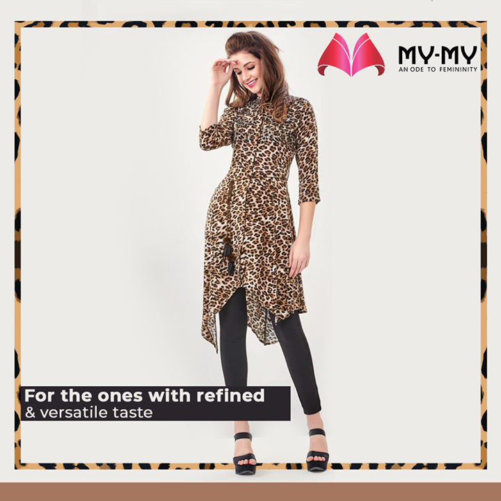 Designed for the ones with refined & versatile taste.  #MyMy #MyMyCollection #femalefashion #womensstyle #studentfashion #womensfashionwear #urbanfashion #fashionmotivation #womenclothingstore #womensfashionrange #womensurbanfashion #fashion #vogue #clothes #ExculsiveEnsembles #ExclusiveCollection #Ahmedabad #Gujarat #India