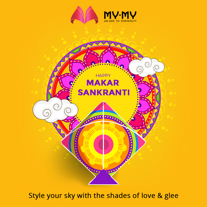 Style your sky with the shades of love & glee!  #MakarSankranti2020 #MakarSankranti #Kites #KitesFestival #Uttarayan #Uttarayan2020 #KiteFlying #CelebrationTime #MyMy #MyMyCollection #ExculsiveEnsembles #ExclusiveCollection #Ahmedabad #Gujarat #India