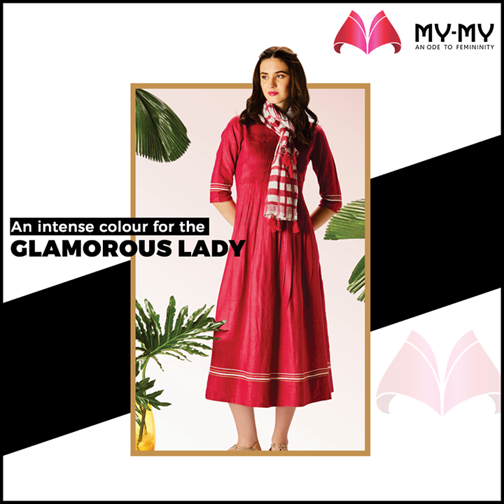 Here's the season to flaunt your obsession for the ravishing red dresses! Drop in to explore more options.  #MyMy #MyMyCollection #femalefashion #womensstyle #studentfashion #womensfashionwear #urbanfashion #fashionmotivation #womenclothingstore #womensfashionrange #womensurbanfashion #fashion #vogue #clothes #ExculsiveEnsembles #ExclusiveCollection #Ahmedabad #Gujarat #India