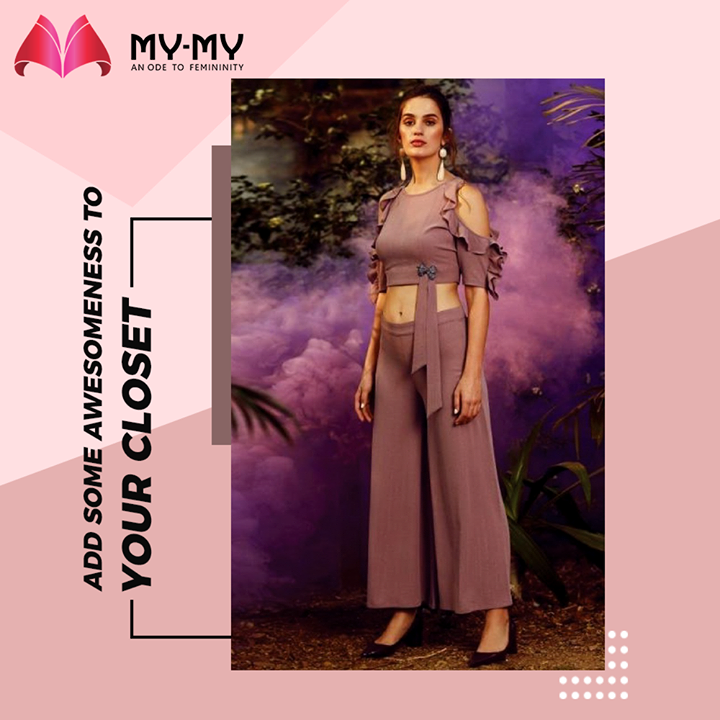 Be summer-ready and add some awesomeness to your closet with My-My.  #MyMy #MyMyCollection #femalefashion #womensstyle #studentfashion #womensfashionwear #urbanfashion #fashionmotivation #womenclothingstore #womensfashionrange #womensurbanfashion #fashion #vogue #clothes #ExculsiveEnsembles #ExclusiveCollection #Ahmedabad #Gujarat #India
