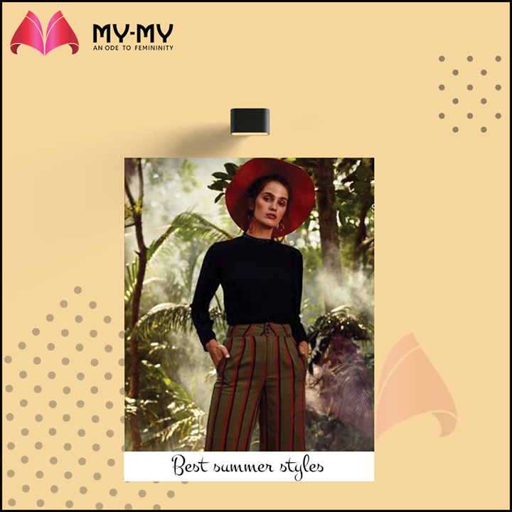 Leave back the dull you and embrace the charming & beautiful you this summer  #MyMy #MyMyCollection #femalefashion #womensstyle #studentfashion #womensfashionwear #urbanfashion #fashionmotivation #womenclothingstore #womensfashionrange #womensurbanfashion #fashion #vogue #clothes #ExculsiveEnsembles #ExclusiveCollection #Ahmedabad #Gujarat #India