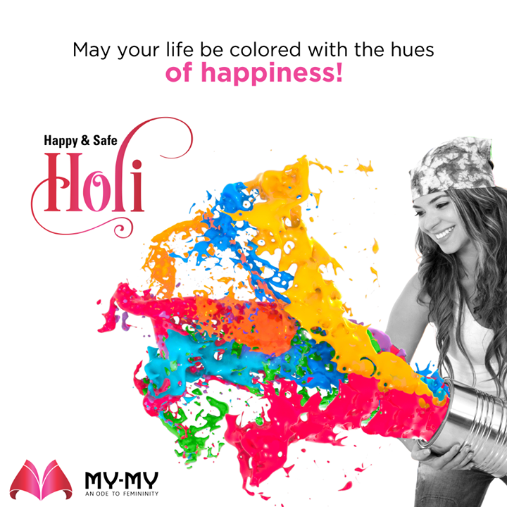 May your life be colored with the hues of happiness!  #HappyHoli2020 #Holi2020 #HappyHoli #होली #Holi #IndianFestival #RangBarse #Colours #FestivalOfColours #MyMy #MyMyCollection #Comfy #Classic #Comfortableoutfits #WesternOutfits #vibrantcolors #ExculsiveEnsembles #ExclusiveCollection #Ahmedabad #Gujarat #India