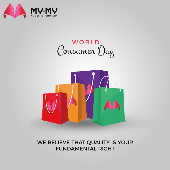My-My,  NationalConsumerDay, KnowYourRights, StayAwareSpreadAwareness, MyMy, MyMyCollection, EthnicCollecton, ExculsiveEnsembles, ExclusiveCollection, Ahmedabad, Gujarat, India