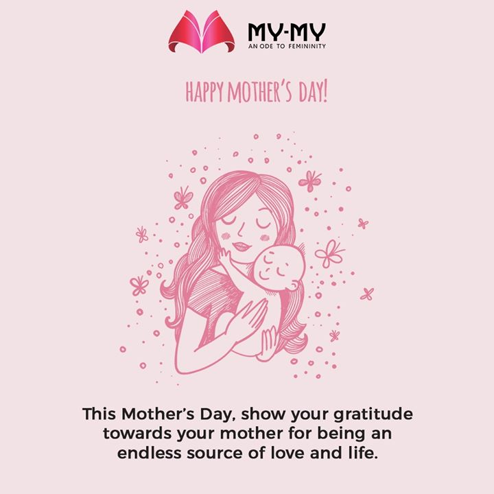 This Mother's Day, show your gratitude towards your mother for being an endless source of love and life.  #MothersDay #HappyMothersDay #MothersDay2020 #MyMy #ExclusiveCollection #LatestDesigns #MyMyEdition #StayHome #StaySafe #CoronaVirus #Covid19 #ProtectYourself #IndiafightsCorona