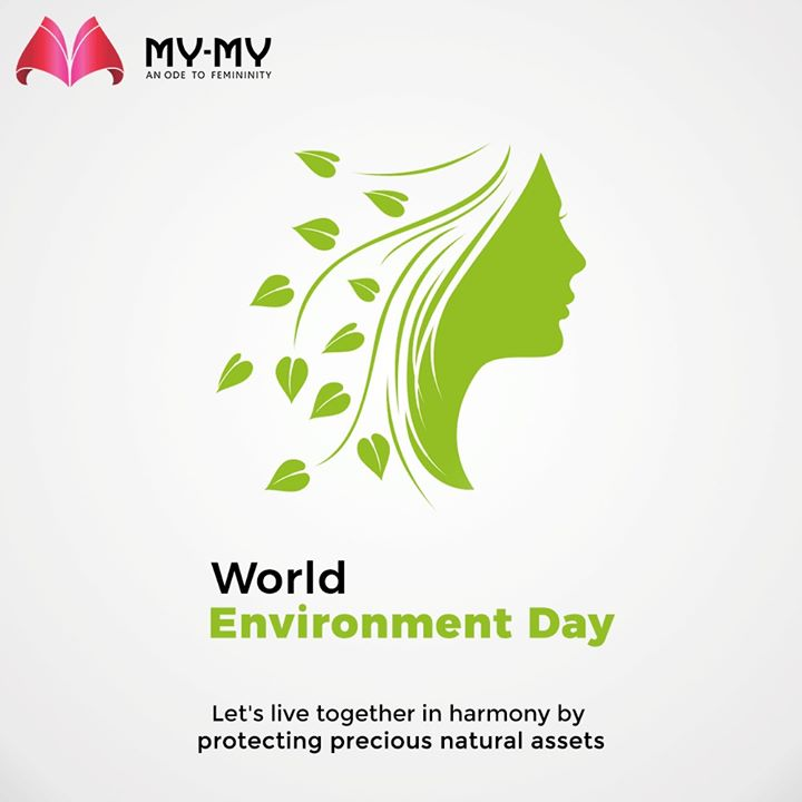 Let's live together in harmony by protecting precious natural assets.  #WorldEnvironmentDay #EnvironmentDay2020 #SaveEnvironment #MyMyEdition #StayHome #StaySafe #CoronaVirus #Covid19 #ProtectYourself #IndiafightsCorona