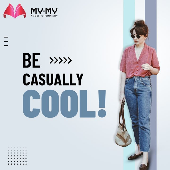 Look casually cool with Jeans and a Patterned Top and pass on the Vintage Vibes.  #MyMy #MyMyCollection #Tops #Clothing #Fashion #Cool #Casual #Style #WomensFashion #ExculsiveEnsembles #ExclusiveCollection #Ahmedabad #Gujarat #India