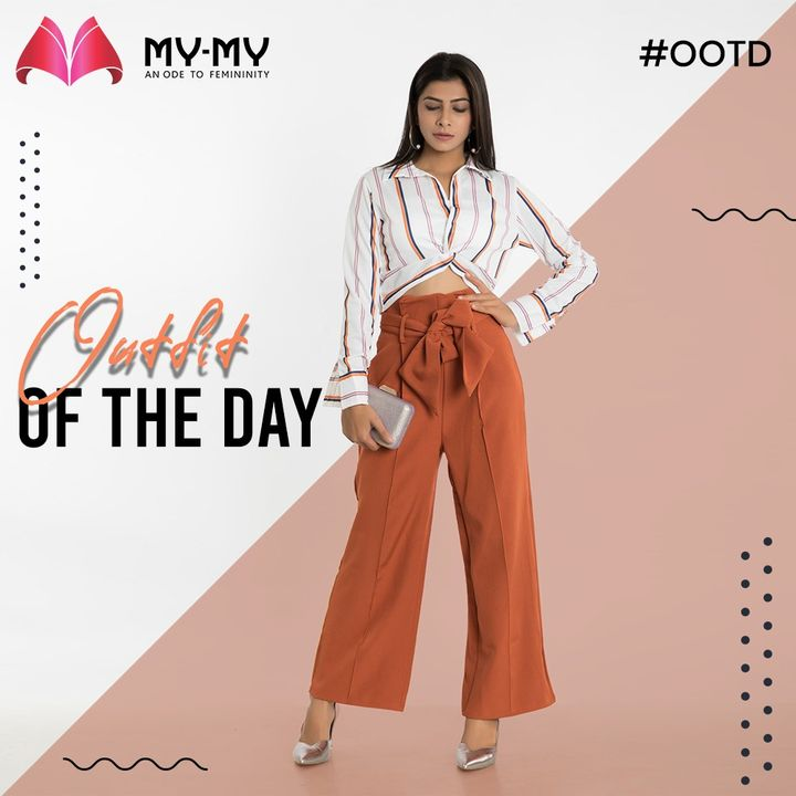 My-My,  MyMy, MyMyCollection, Clothing, Fashion, Tees, CropShirt, CropTops, Shirt, HighRisePants, Top, Pants, OfficeLook, Casual, Style, WomensFashion, ExculsiveEnsembles, ExclusiveCollection, Ahmedabad, Gujarat, India