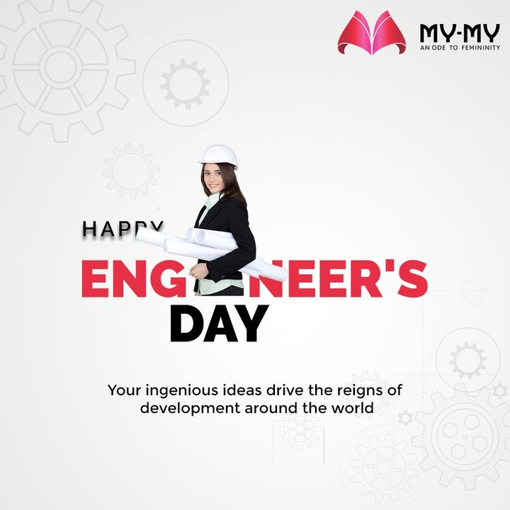Your ingenious ideas drive the reigns of development around the world  #EngineersDay #EngineersDay2020 #Engineering #HappyEngineersDay #MyMy #MyMyCollection #Clothing #Fashion #Outfit #FashionOutfit #Tees #CropShirt #CropTops #Shirt #HighRisePants #Top #Pants #OfficeLook #Casual #Style #WomensFashion #ExculsiveEnsembles #ExclusiveCollection #Ahmedabad #Gujarat #India