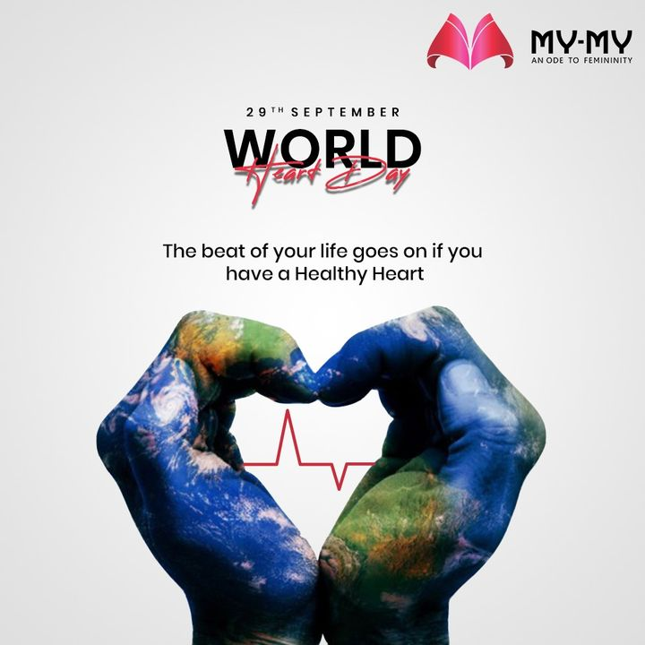 The beat of your life goes on if you have a healthy heart.  #WorldHeartDay #HeartDay #HealthyHeart #WorldHeartDay2020 #MyMy #MyMyCollection #Clothing #Fashion #Sweater #CozyClothes #Boots #Casual #Style #WomensFashion #ExculsiveEnsembles #ExclusiveCollection #Ahmedabad #Gujarat #India #SGHighway #CGRoad
