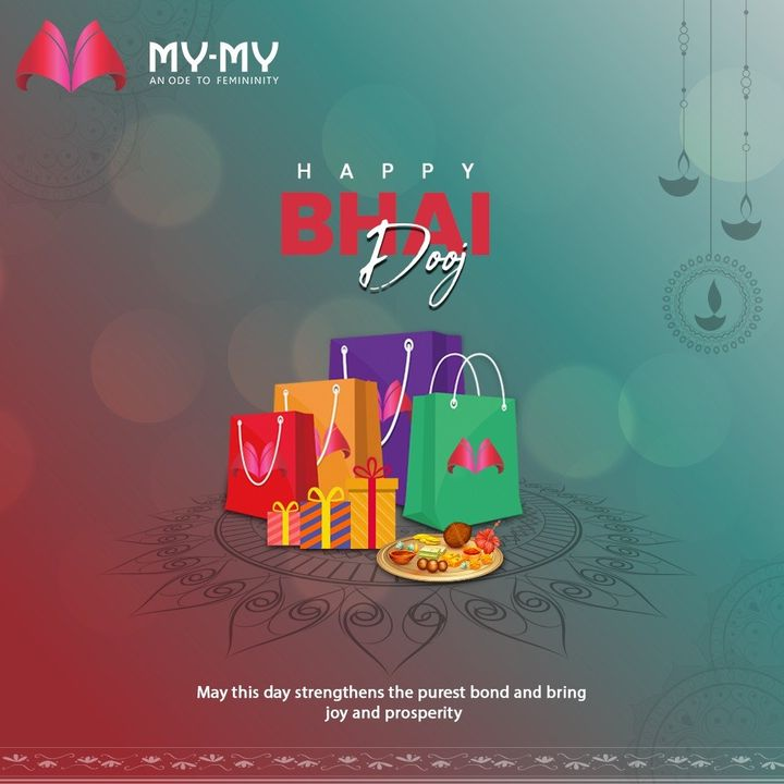 My-My,  HappyBhaiDooj, BhaiDooj, BhaiDooj2020, Siblinghood, IndianFestivals, Celebration, HappyDiwali, FestiveSeason, MyMy, Style, WomensFashion, Ahmedabad, SGHighway, CGRoad, Gujarat, India